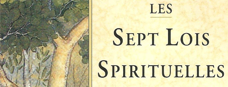 Jeu des 7 Lois Spirituelles du Succès