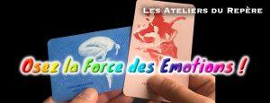 Osez la Force des Émotions ! @ Café Falstaff | Paris | Île-de-France | France