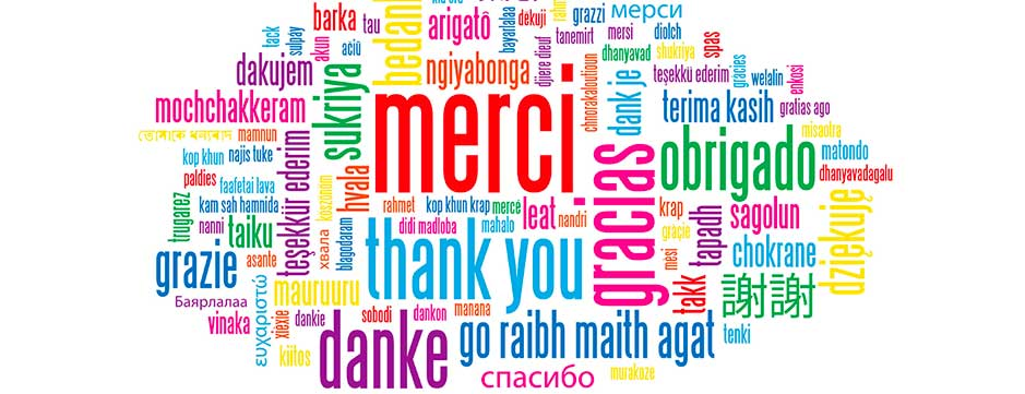 Gratitude !