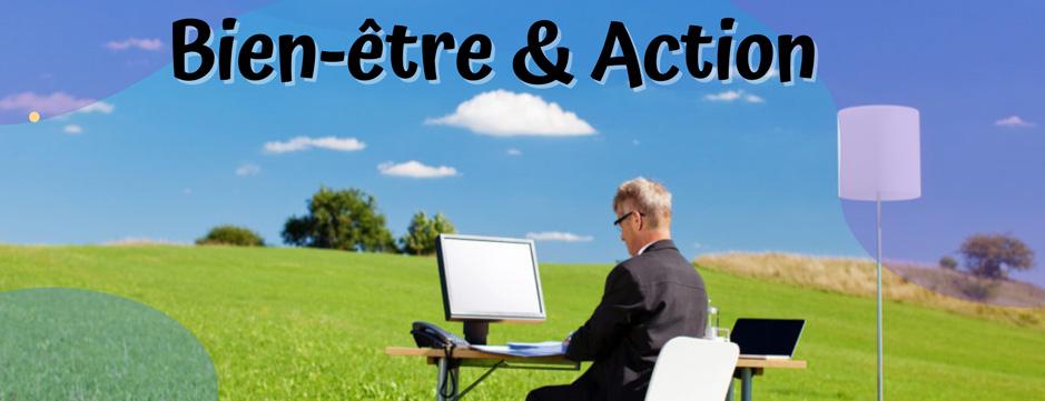 En ligne : 16 Fév. Allier Bien-être & Action !