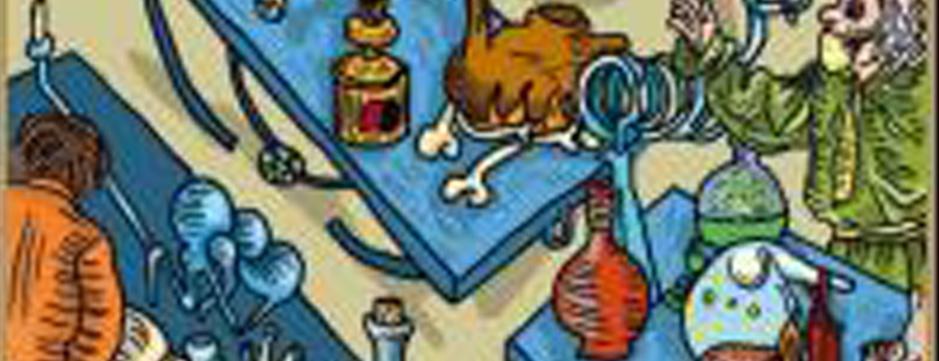 L'Elixir Fou – l'Art de l'Invention