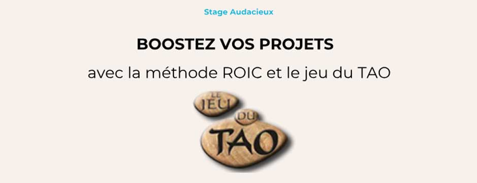 Booster Vos Projets !