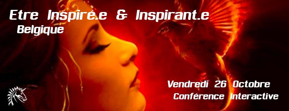 Être Inspiré.e & Inspirant.e