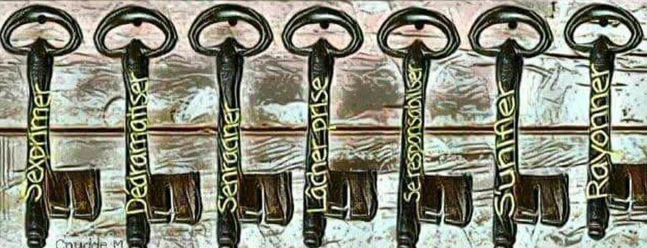 Les 7 clefs…