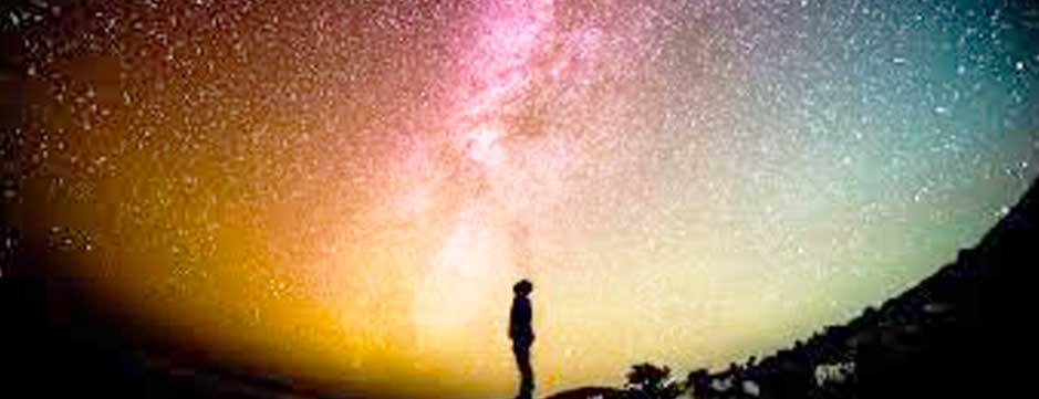 Je suis l'univers…