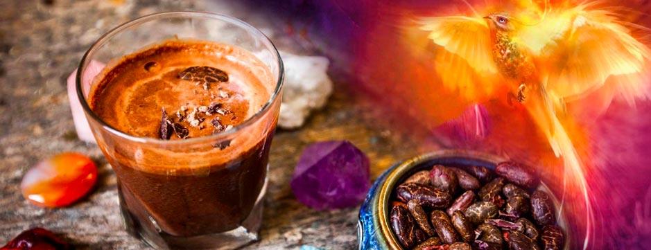 Voyage intérieur avec le Phoenix et le Cacao