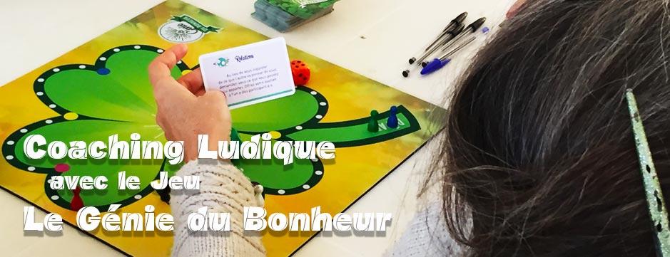 Paris : 3 Nov. Soirée Coaching Ludique