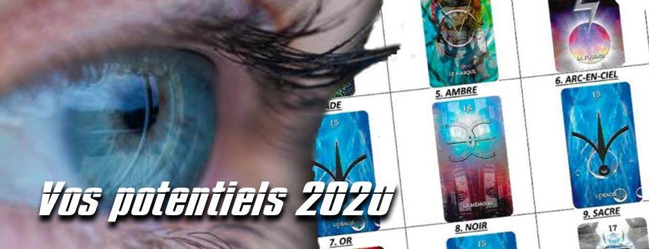 Lyon : 8 Fév. Découvrez vos Potentiels 2020