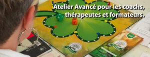 Paris : 9 Mai atelier avancé au jeu Le Génie du Bonheur
